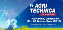 Agritechnica 2015, Germany - Kép 1.