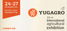 LD-Agro was presented at the Yugagro!