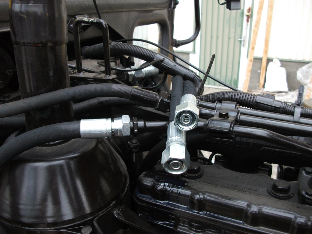 Automatic Steering Systems